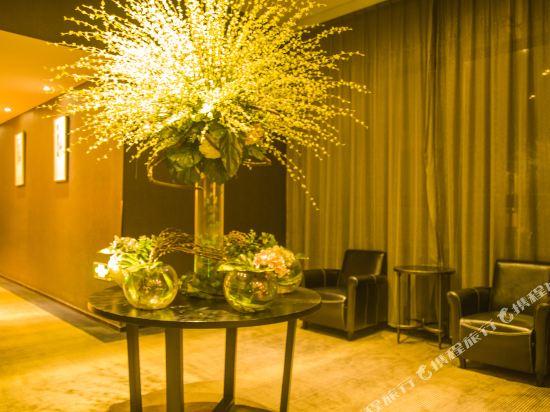 上海中山公園雲睿酒店(Lereal Inn)大堂吧