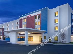 杰克遜霍爾萬豪春丘酒店(SpringHill Suites Jackson Hole)