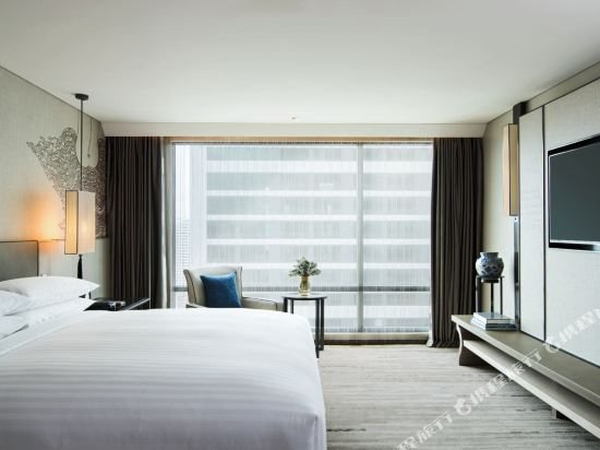 曼谷馬奎斯皇后公園萬豪酒店(Bangkok Marriott Marquis Queen's Park)花園套房
