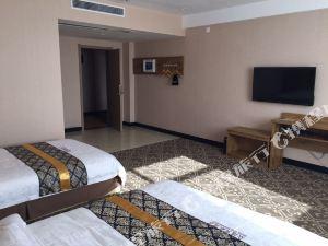 德令哈眾通商旅酒店