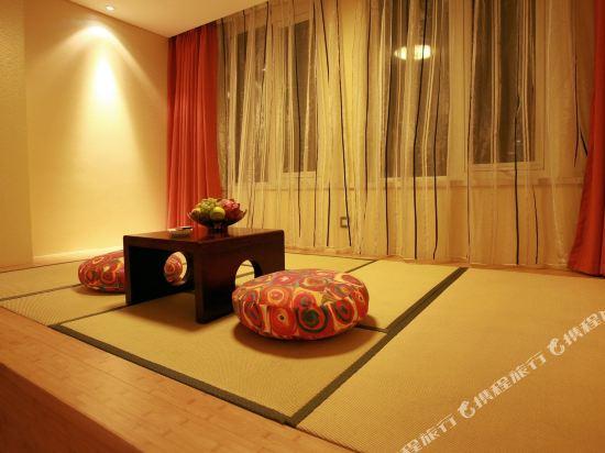北京麗景灣國際酒店(Lijingwan International Hotel)特色榻榻米