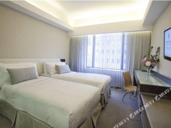 香港灣仔皇悅酒店(Empire Hotel Hong Kong-Wan Chai)城市景觀三人房