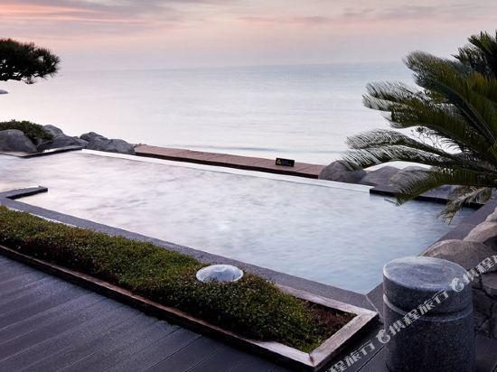 百樂達斯釜山酒店(Paradise Hotel Busan)室外游泳池