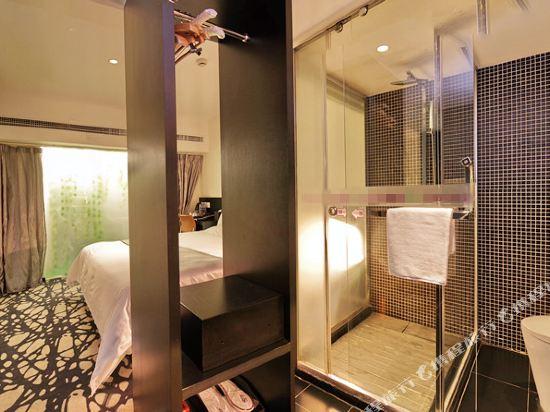 上海中山公園雲睿酒店(Lereal Inn)特惠大床房(無窗)