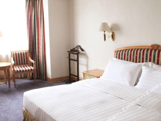 廣州珀麗酒店(Rosedale Hotel & Suites)豪華大床房