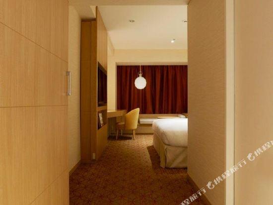 札幌京王廣場飯店(Keio Plaza Hotel Sapporo)舒適大床房