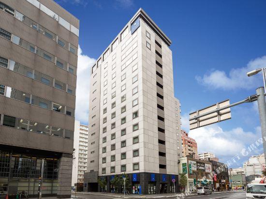 MYSTAYS 札幌站北口酒店(HOTEL MYSTAYS Sapporo Station)外觀
