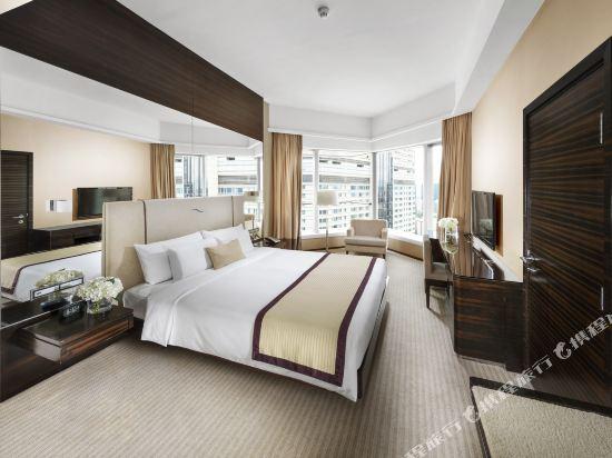 香港麗景酒店(原隆堡國際麗景酒店)(Hotel Panorama)俱樂部城景房