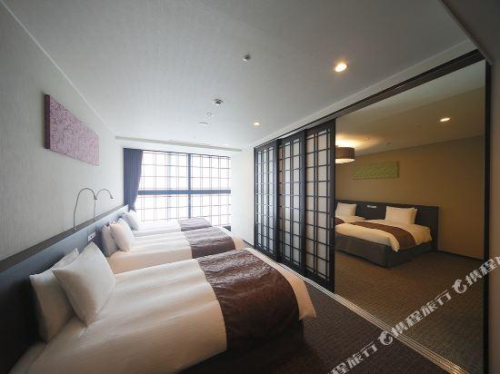 京都塔酒店(Kyoto Tower Hotel)deluxefamily1-new