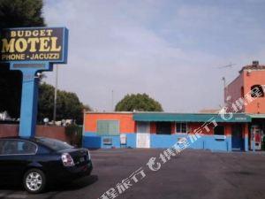 洛杉磯拉克斯實惠汽車酒店(Budget Motel LAX Los Angeles)
