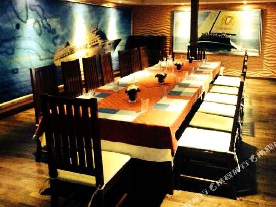 深圳鴻隆明華輪酒店(Cruise Inn)餐廳