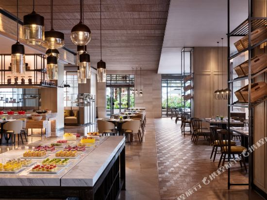 深圳佳兆業萬豪酒店(Shenzhen Marriott Hotel Golden Bay)西餐廳