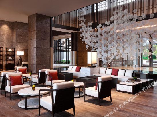 深圳佳兆業萬豪酒店(Shenzhen Marriott Hotel Golden Bay)大堂吧