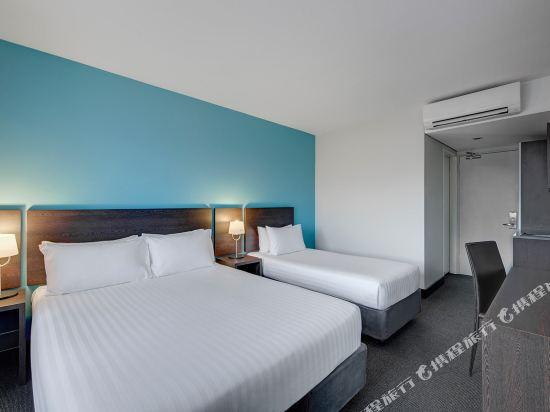 霍巴特旅行者酒店(Travelodge Hotel Hobart)三人房
