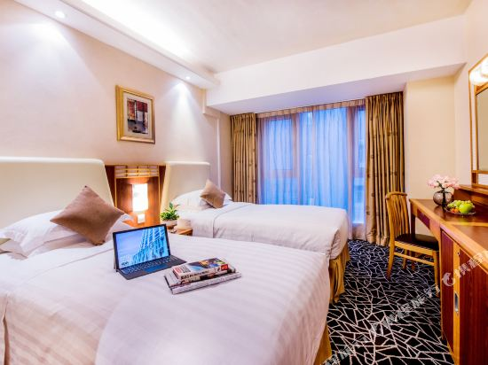香港粵海酒店(GDH Hotel)豪華客房
