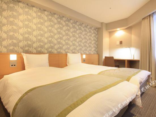 札幌站前里士滿酒店(Richmond Hotel Sapporo Ekimae)好萊塢雙床房