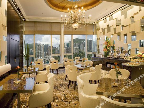 富豪香港酒店(Regal Hongkong Hotel)行政酒廊