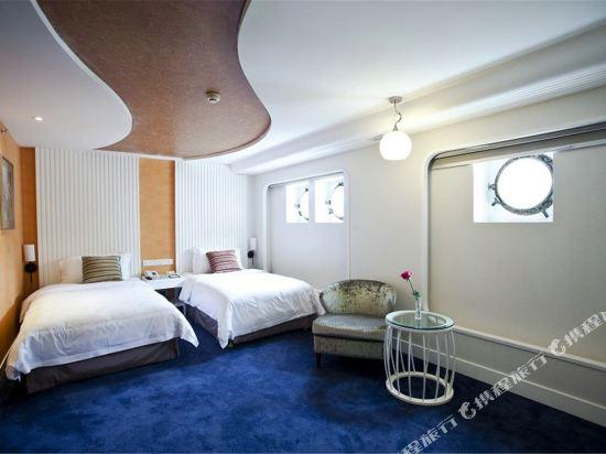 深圳鴻隆明華輪酒店(Cruise Inn)水手長房