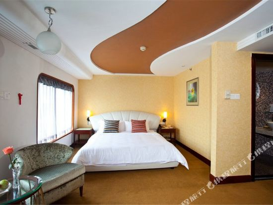 深圳鴻隆明華輪酒店(Cruise Inn)浪漫海景房