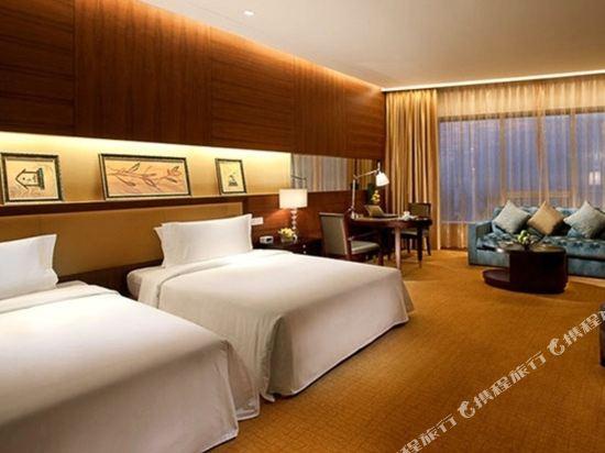 東莞厚街國際大酒店(HJ International Hotel)精英雙床房
