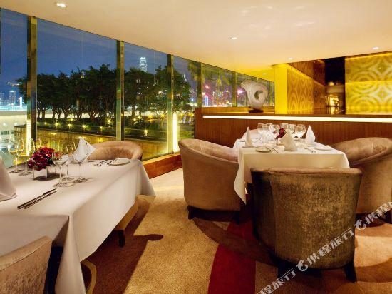 香港皇家太平洋酒店(The Royal Pacific Hotel and Towers)餐廳