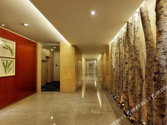 深圳中南海怡酒店(South China Laguna Hotel)公共區域