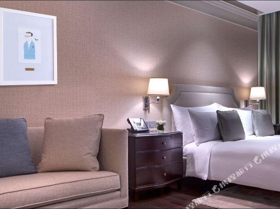 曼谷東方酒店(Oriental Residence Bangkok)至尊豪華客房