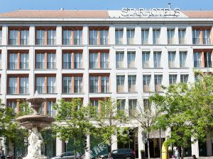 米蘭星際羅莎大酒店(Starhotels Rosa Grand Milano)