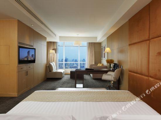 曼谷盛泰瀾中央世界商業中心酒店(Centara Grand at Centralworld)World Club Premium