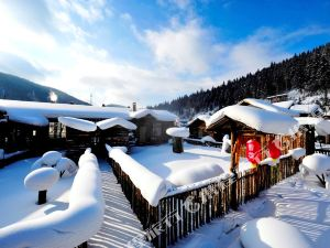 亞布力滑雪場民俗風情農家院