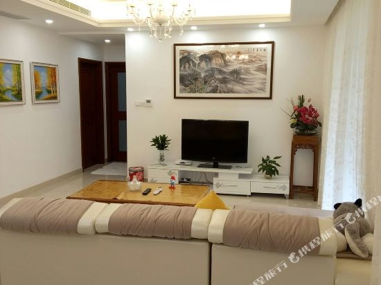 Q加·泰萊半島國際公寓(珠海橫琴海洋王國店)(Tailai Peninsula International Apartment (Zhuhai Hengqin Changlong Ocean Kingdom))公共區域