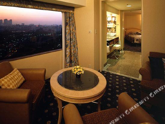 東京新大谷飯店花園樓(Hotel New Otani Tokyo Garden Tower)新大谷花園塔樓花園塔樓套房