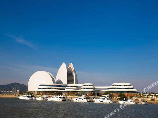 珠海海景酒店(Zhuhai Sea-view Hotel)眺望遠景