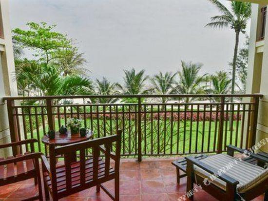 峴港富麗華別墅酒店(Furama Villas Danang)海洋豪華房