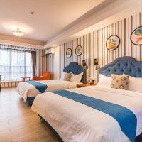 帕菲主題公寓(廣州動物園北門店)酒店預訂
