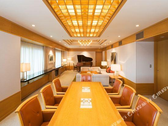 札幌京王廣場飯店(Keio Plaza Hotel Sapporo)帝國套房