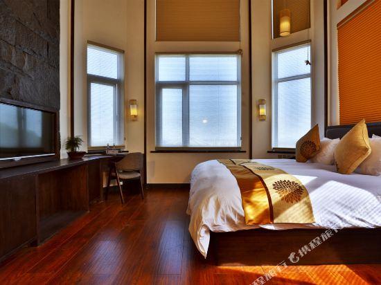 天目湖御湖半島温泉酒店(The Peninsula of Royal Lake Hotels)豪華景觀大床