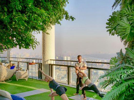 曼谷悅榕莊酒店(Banyan Tree Bangkok)健身娛樂設施