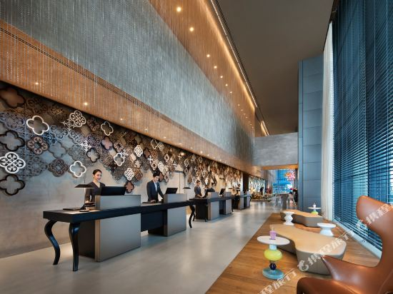 新加坡南岸JW萬豪酒店(JW Marriott Hotel Singapore South Beach)公共區域