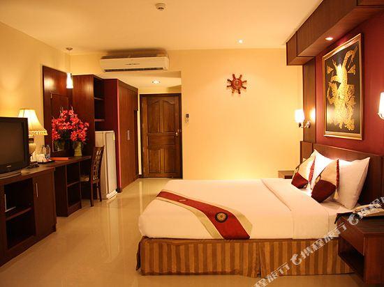 芭堤雅麗塔度假村及公寓(Rita Resort and Residence Pattaya)高級房