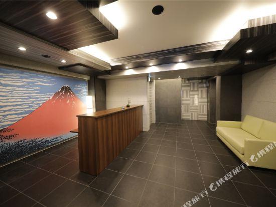 東京淺草晴空塔悠酒店(Asakusa Skytree Oshiage Hotel)公共區域