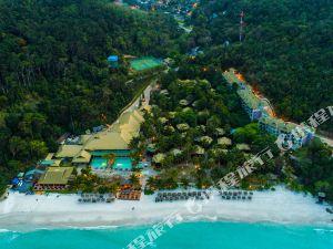 熱浪島塔雅拉斯海灘及水療度假