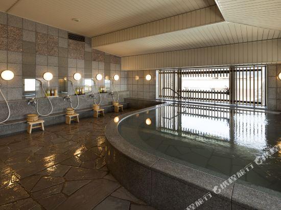 京都蘭威特酒店(Aranvert Hotel Kyoto)SPA
