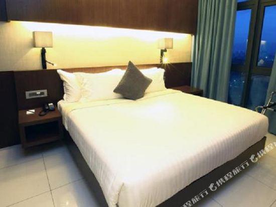吉隆坡特里貝卡服務式套房酒店(Tribeca Hotel and Serviced Suites Kuala Lumpur)多爾二號房
