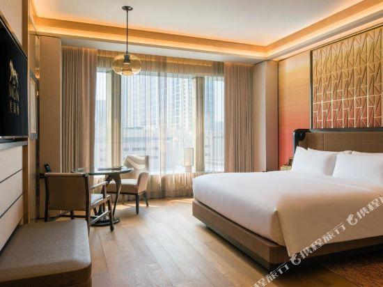 澳門美獅美高梅酒店(MGM Cotai Macau)度假大床客房