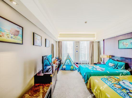 杭州開元名都大酒店(New Century Grand Hotel Hangzhou)海底小縱隊主題房