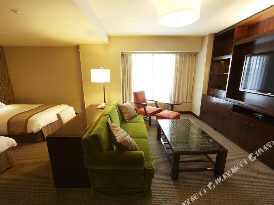 名古屋觀光酒店(Kanko Hotel Nagoya)舒適高級轉角雙床房
