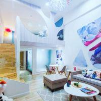 隆翠薈兒童主題度假公寓(廣州漢溪長隆地鐵站店)酒店預訂