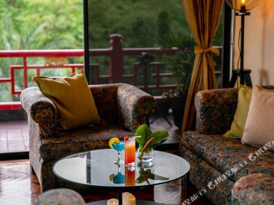 高雄圓山大飯店(The Grand Hotel)咖啡廳