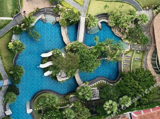 阿縵芭提雅天空之城公寓式酒店(Among Riviera City of Sky Pattaya)公共區域